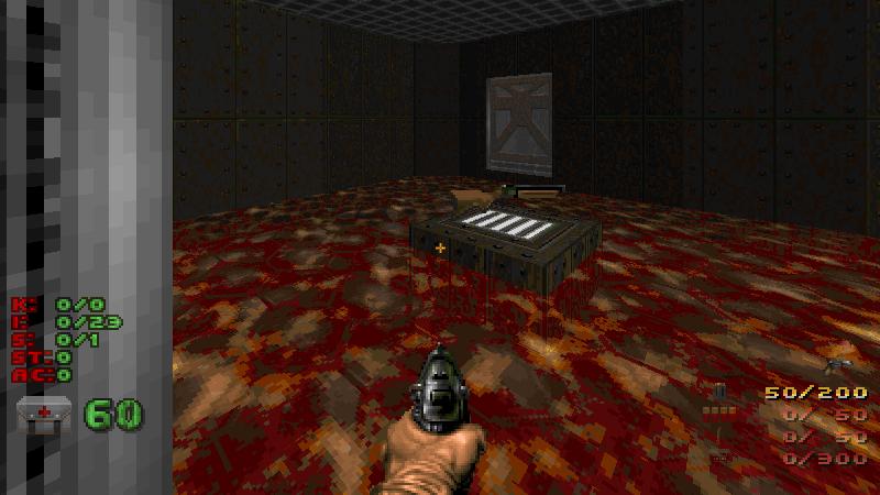You Should Make A Doom Level Part 3 Cheating Fuzzy Notepad