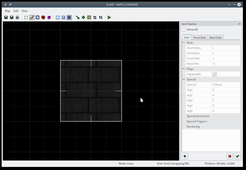 You should make a Doom level, part 1: the basics / fuzzy notepad