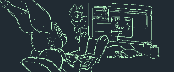 GAMES MADE QUICK??? 2 0 / fuzzy notepad